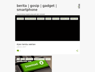 harisastra.blogspot.com screenshot
