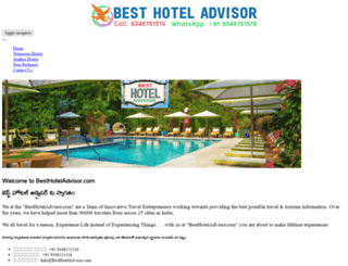 harithahotel.com screenshot