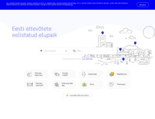 harju.kontakt.ee screenshot
