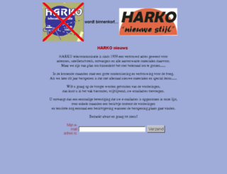 harko.nl screenshot
