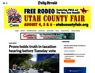 harktheherald.com screenshot