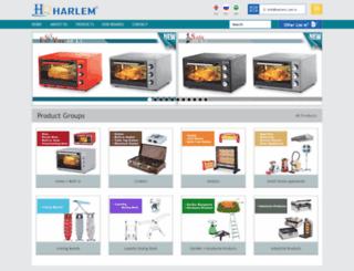 harlem.com.tr screenshot