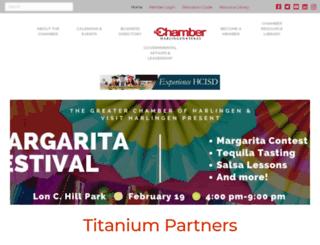 harlingen.com screenshot