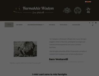 harmakhis.it screenshot