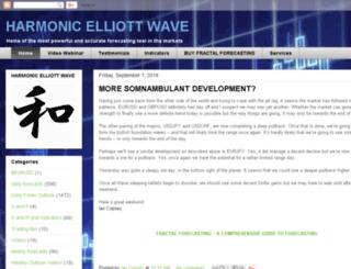harmonicelliottwave.blogspot.jp screenshot