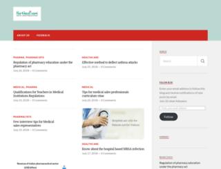 harneedi.wordpress.com screenshot