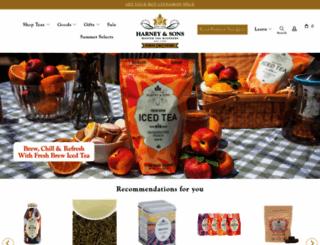 harney.com screenshot