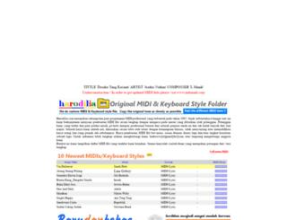 harodilia.com screenshot