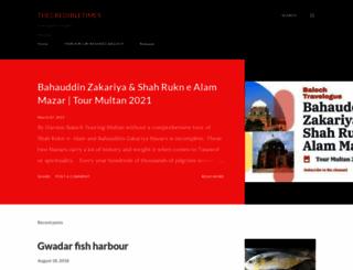 harounbaloch.blogspot.com screenshot