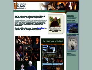 harpagency.com screenshot