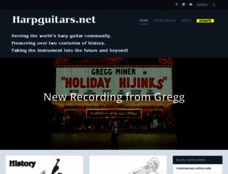 harpguitars.net screenshot