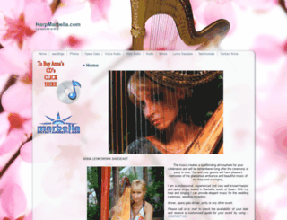 harpmarbella.com screenshot