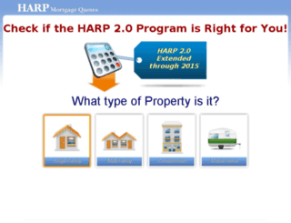 harpmortgagequotes.com screenshot