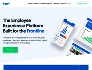 harri.com screenshot