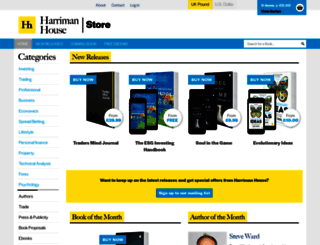 harriman-house.com screenshot