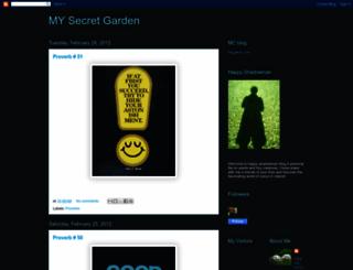 harrington-garden.blogspot.com screenshot
