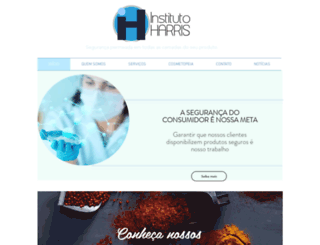 harris.com.br screenshot