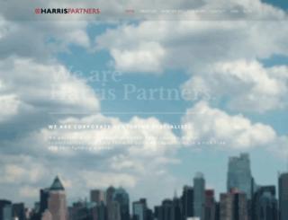 harris.partners screenshot