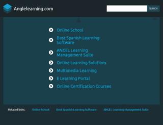 harrison.anglelearning.com screenshot