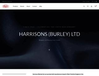 harrisonsburley.com screenshot