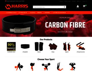 harrisstabilitysystems.com.au screenshot