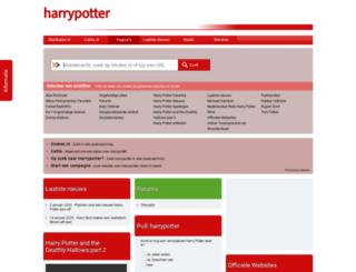 harrypotter.startkabel.nl screenshot