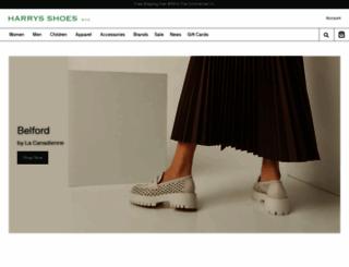harrys-shoes.com screenshot