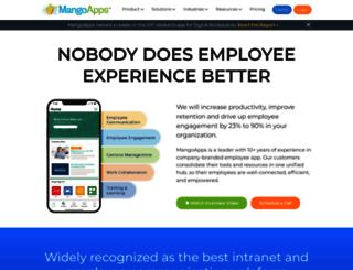 hartdoc.mangospring.com screenshot