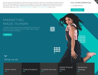 harte-hanks.com screenshot