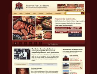 harterhouse.com screenshot