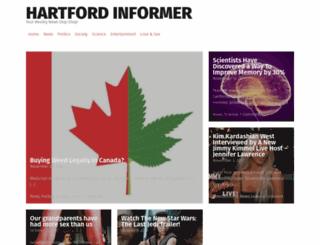 hartfordinformer.com screenshot