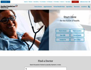 hartfordmedicalgroup.com screenshot