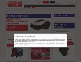 hartindustrialtools.co.uk screenshot