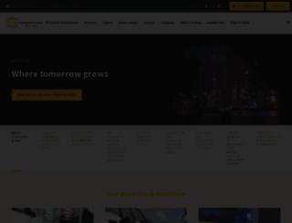 harting-usa.com screenshot