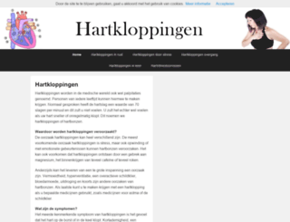 hartkloppingen.com screenshot