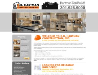 hartmancanbuild.com screenshot