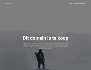 hartritmestoornis.nl screenshot