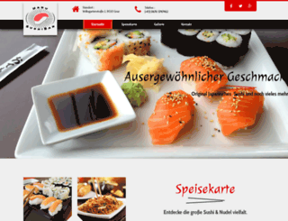 haru-sushibar.at screenshot
