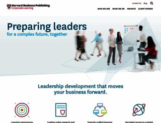 harvardbusiness.org screenshot