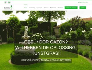 harverheijden.nl screenshot