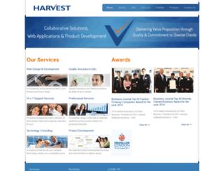 harvest-soft.com screenshot
