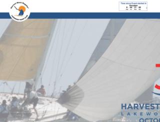 harvestmoonregatta.com screenshot