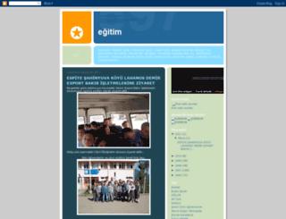 hasancinarlik.blogspot.com screenshot