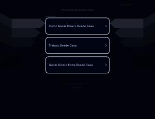 hasdinerorapido.dineroextra-online.com screenshot