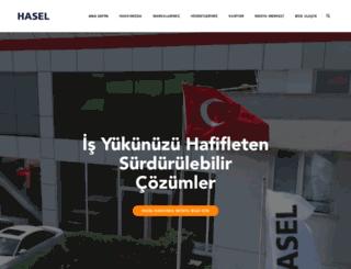 hasel.com screenshot