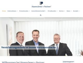 hasenclever.de screenshot