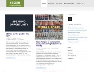 hashimpr.com screenshot