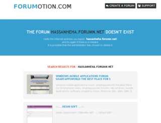 hassanheha.forumn.net screenshot