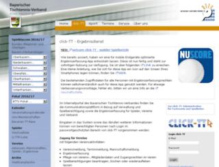 hassberge-bttv.click-tt.de screenshot