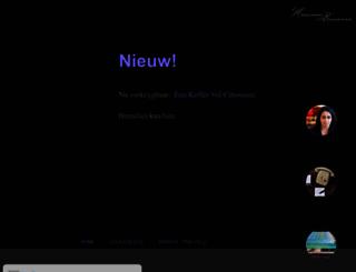 hassnaebouazza.nl screenshot